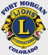 fort morgan lions club logo